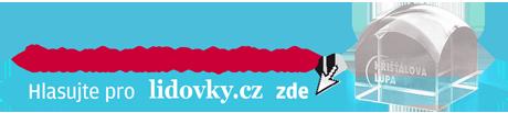 Křišťálová lupa - hlasování 2011