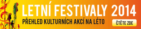 Letn� festivaly 2014 - p�ehled kulturn�ch akc� na l�to