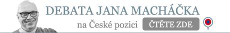 Debata Jana Macháčka