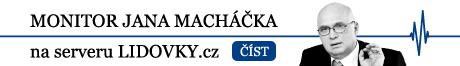 Monitor Jana Macháčka